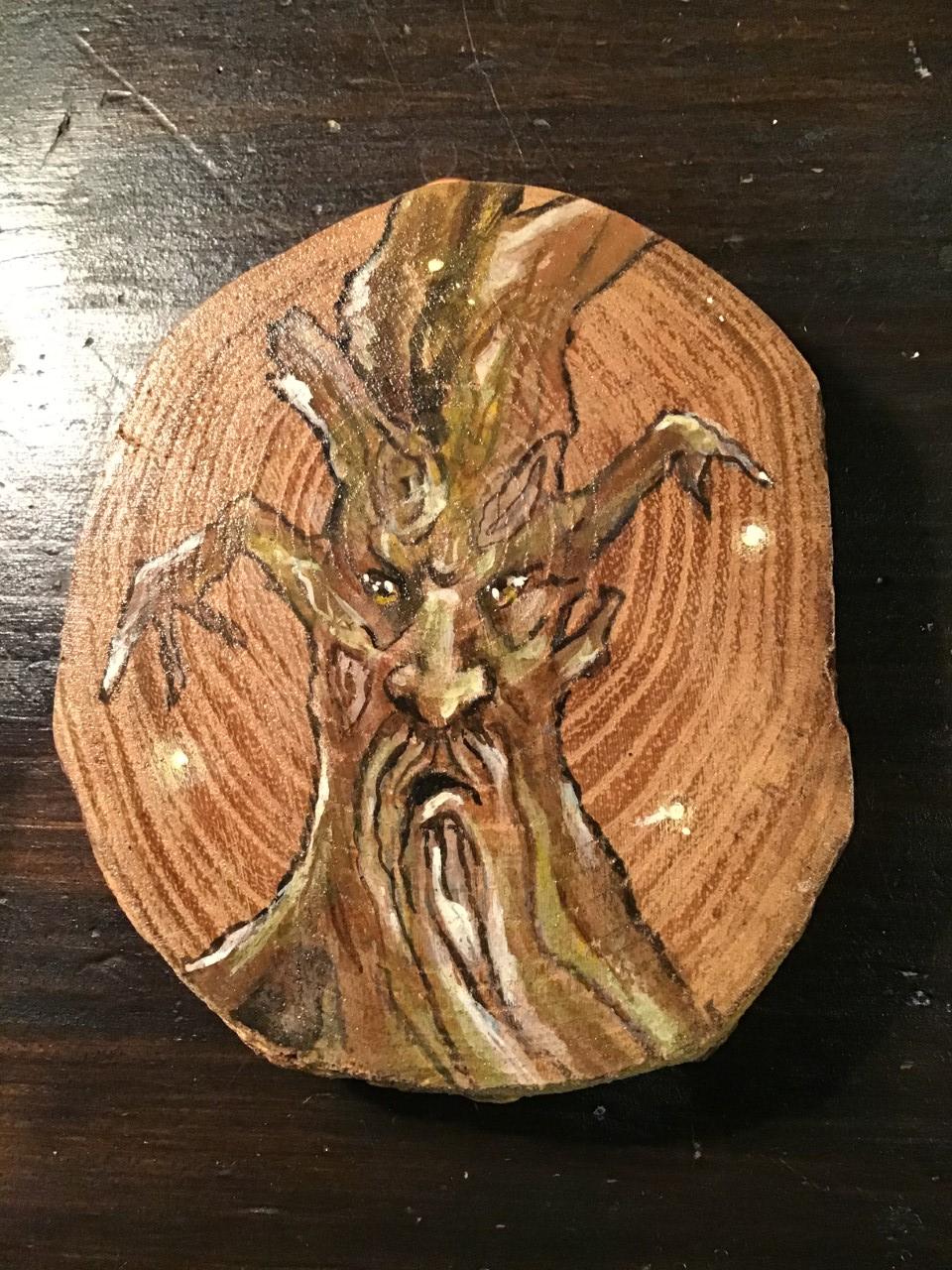 albero entità