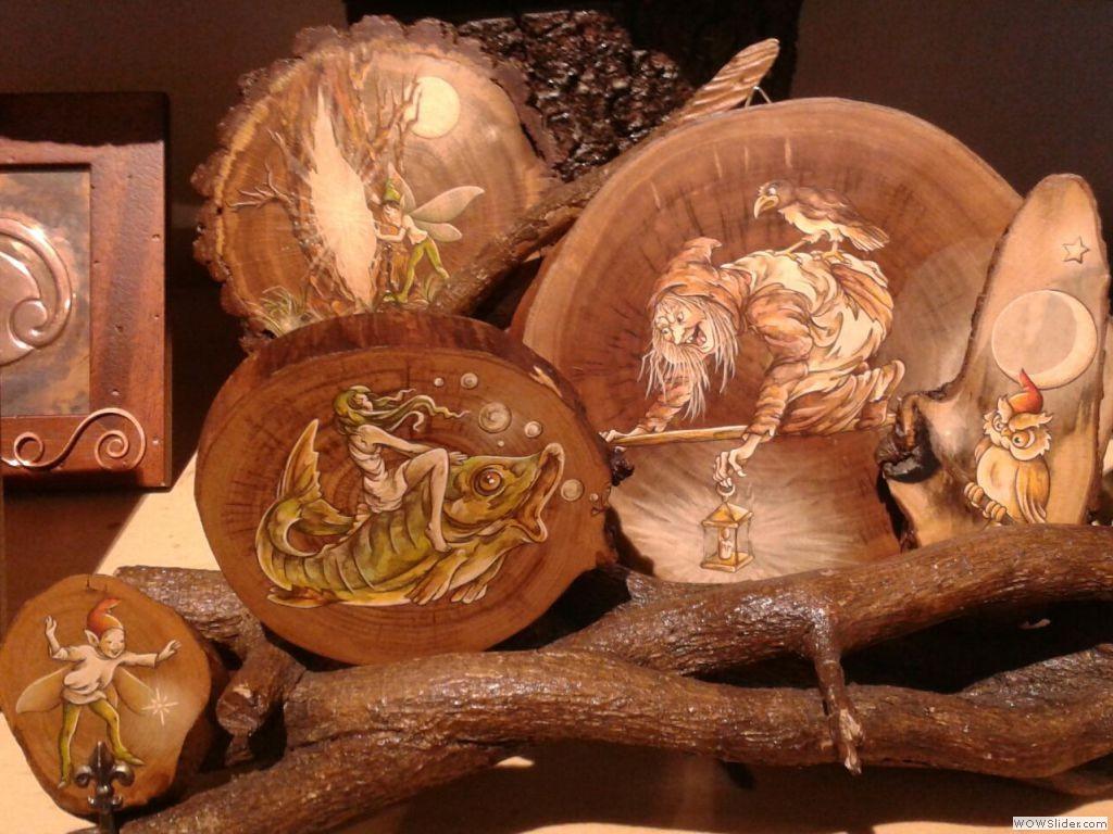 La Bottega e il legno
